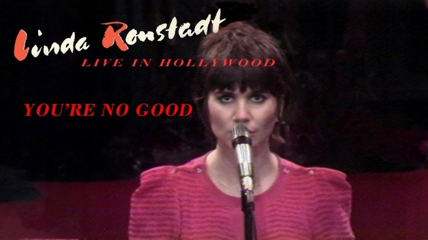 Live in Hollywood-Ronstadt