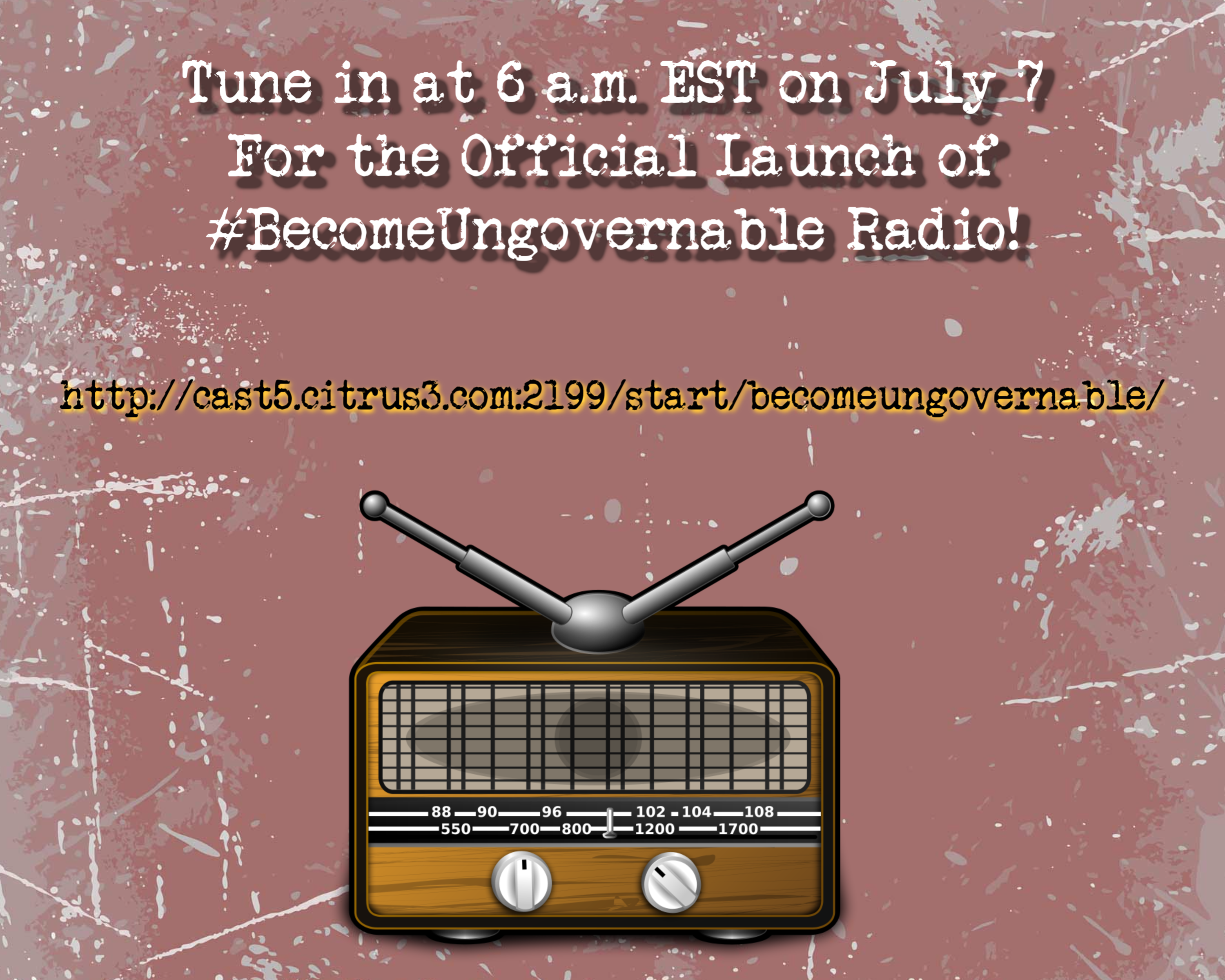 Become Ungovernable Radio Intro-FINAL
