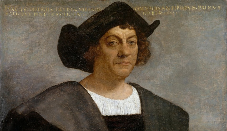 Christopher Columbus-1