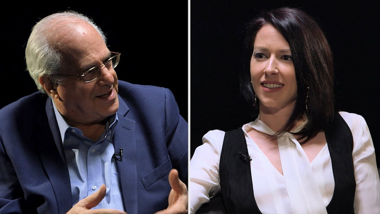 Abby Martin with Richard Wolff