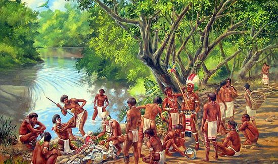The Arawak Indians
