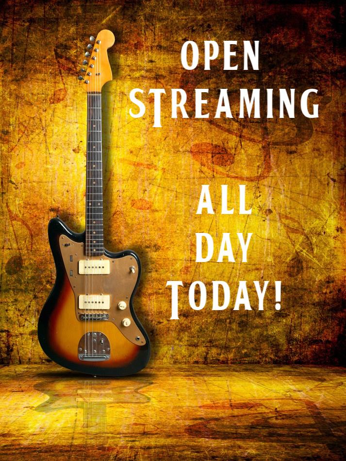 Grunge Guitar-Open Stream