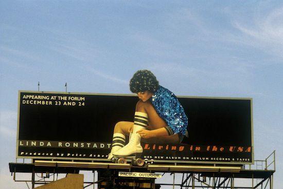 Linda ronstadt billboard