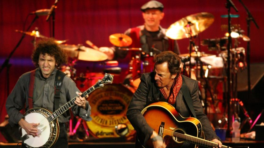 Springsteen & The Seeger Sessions Band