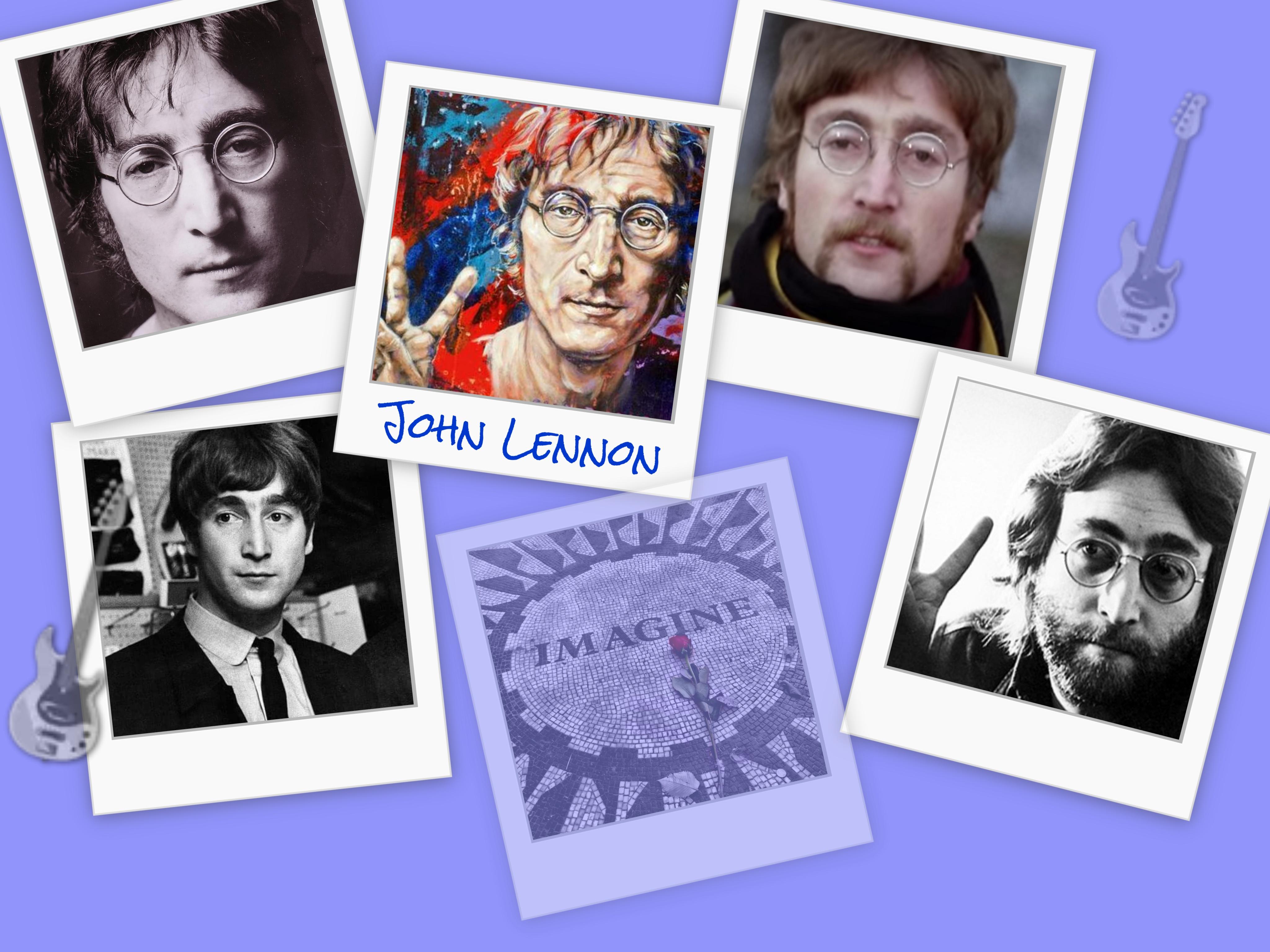 Lennon Collage