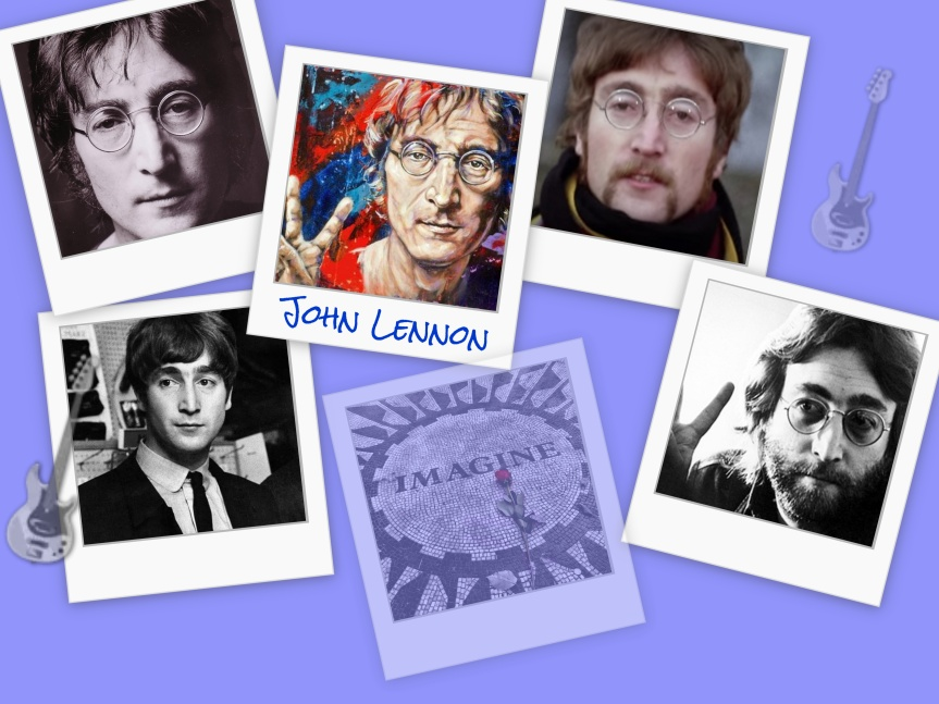 Lennon Collage