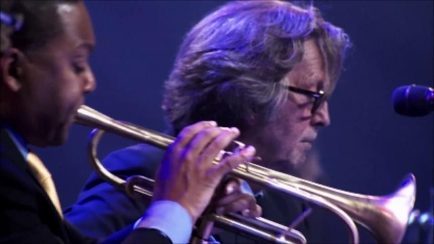 Marsalis & Clapton