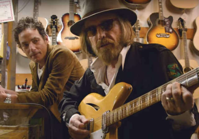 Petty & Jakob Dylan
