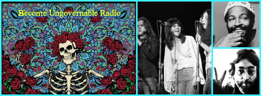BecomeUngovernableRadio 9-2017