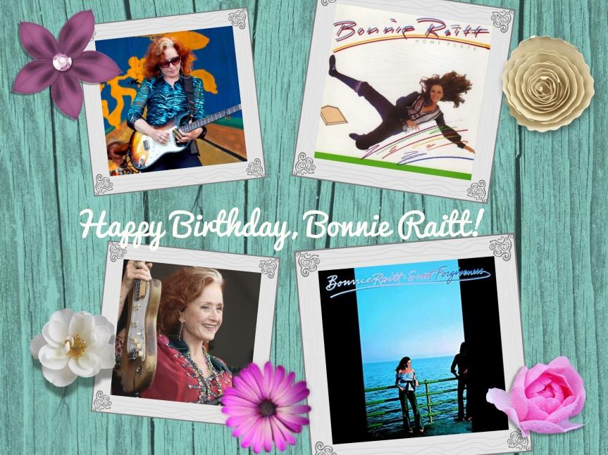 Bonnie Raitt B-Day