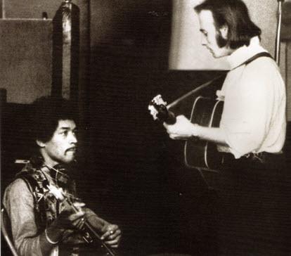 Stills & Hendrix