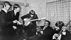the Beatles and Fats Domino