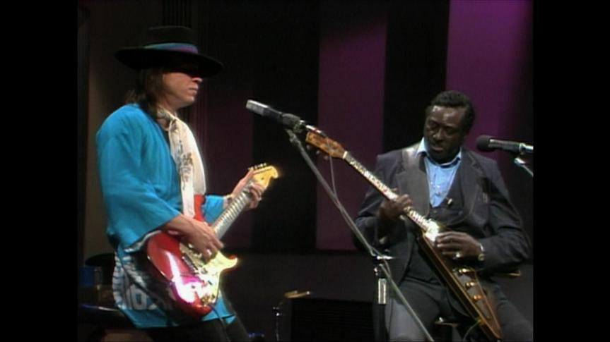 albert king and srv