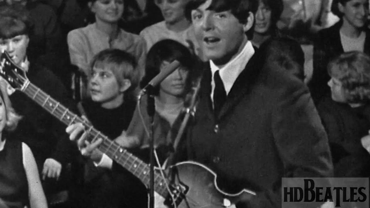Beatles-Live in Stockholm