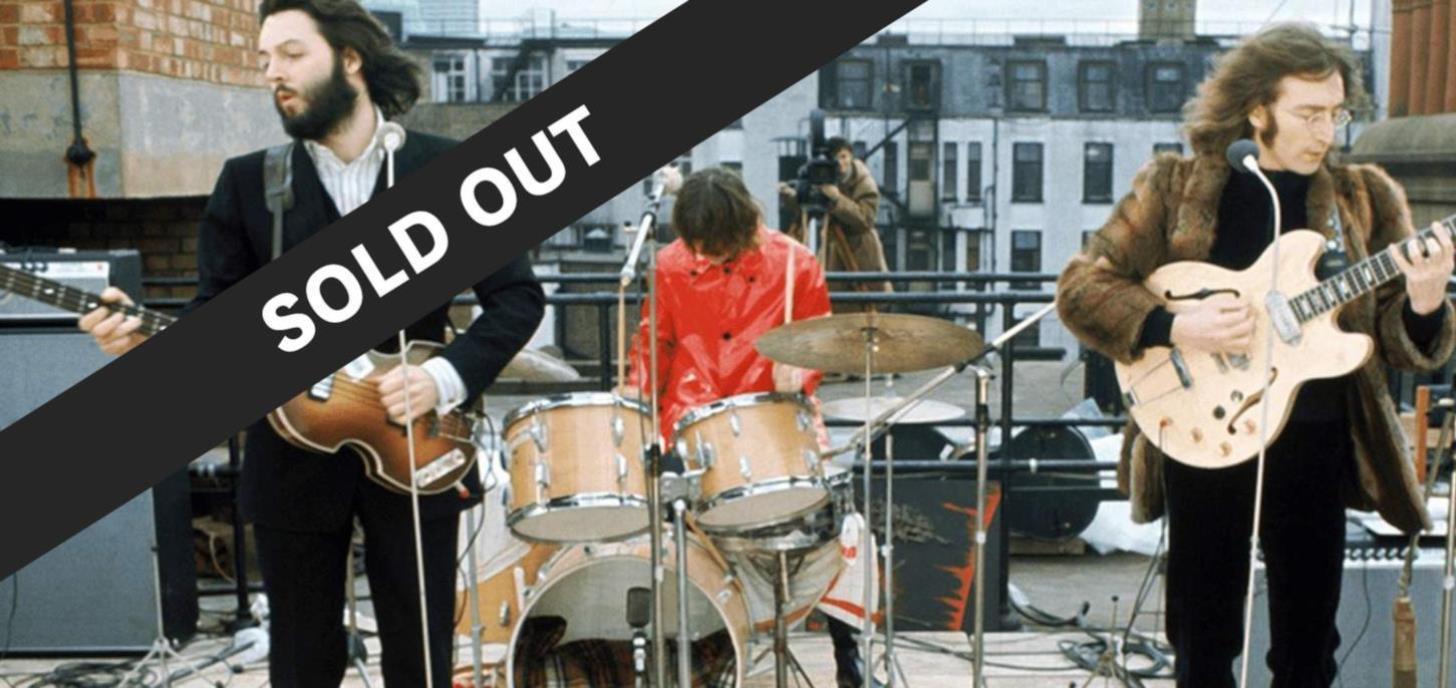Beatles Rock the Rooftop