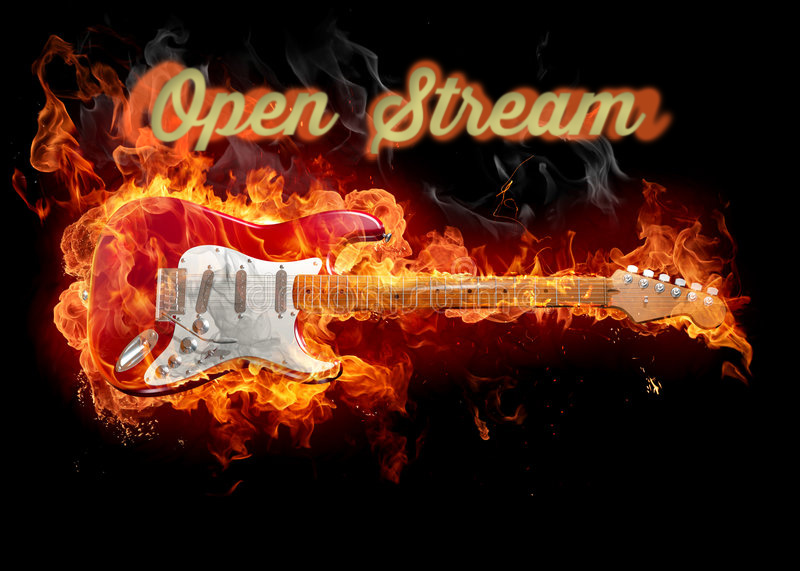 burning-guitar--open stream9317001 (1)