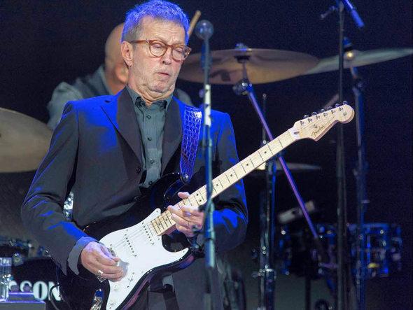 Clapton in Basel-14-11-2013
