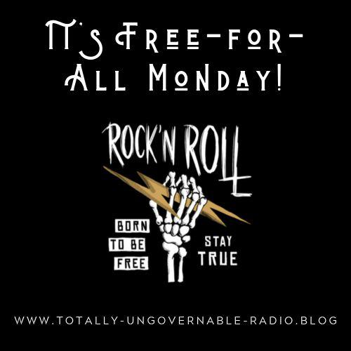 free-for-all Monday