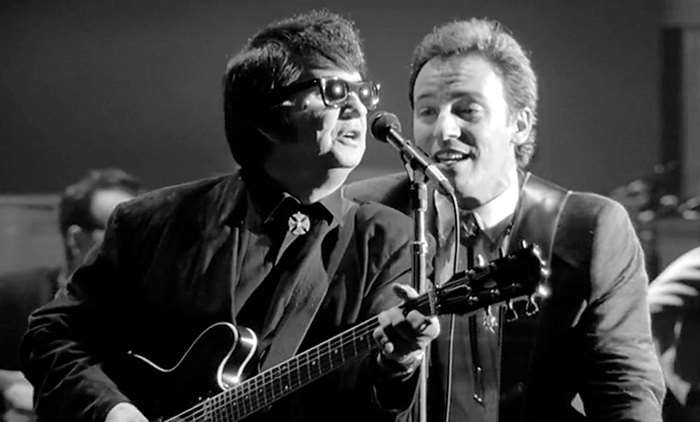 Orbison & Springsteen