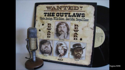 Waylon Jennings-Outlaws