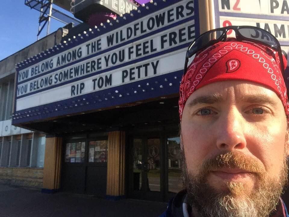 Petty Movie Marquis