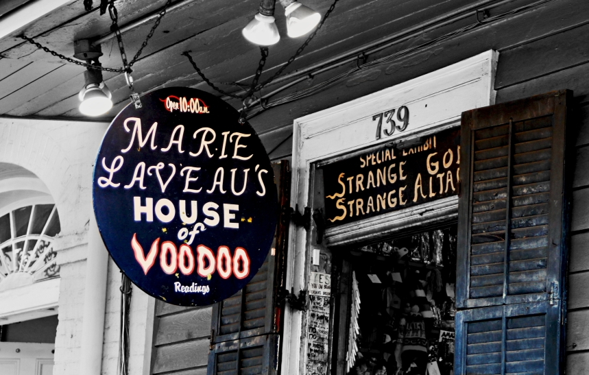 Marie Laveau's House of Voodoo 1A-SC