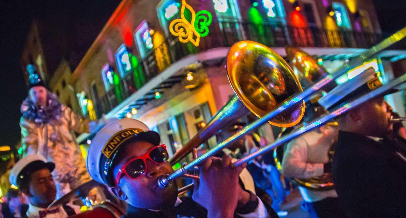 New Orleans Music Scene