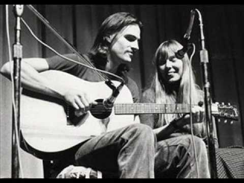 James Tayor Joni Mitchell