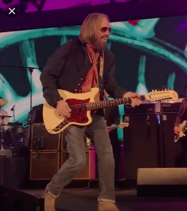 Petty on stage-another great fucking photo