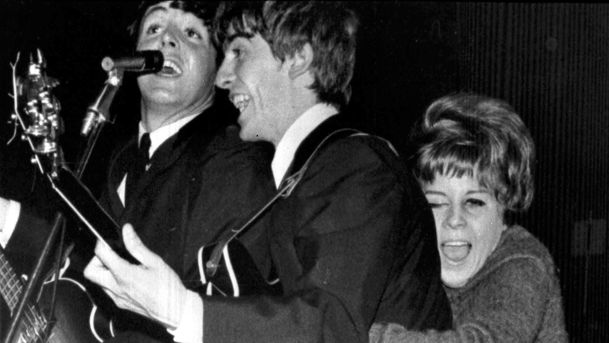 Beatles Stockholm 1963-3