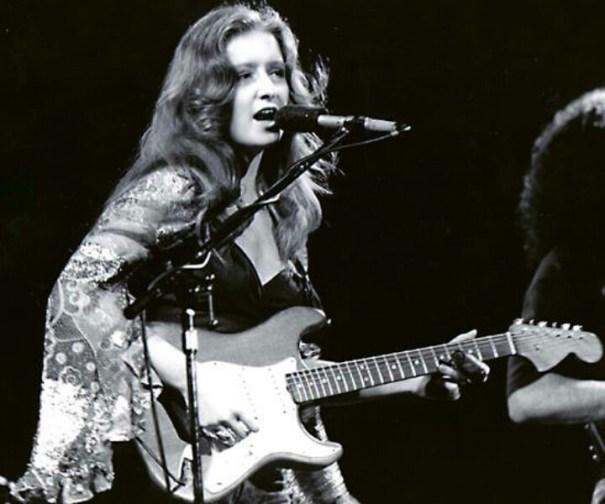 Bonnie Raitt 1972