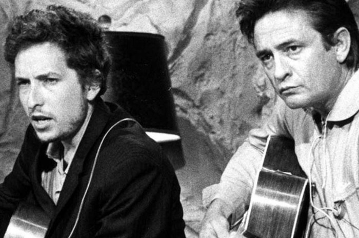 Bob Dylan-Johnny Cash