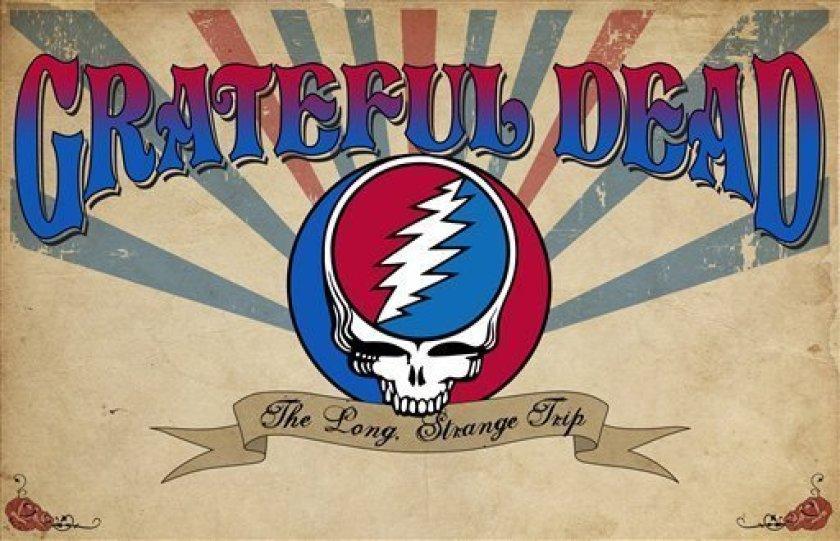Grateful Dead-Long Strange Trip