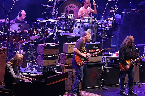 Allman-Brothers-Band at the Beacon