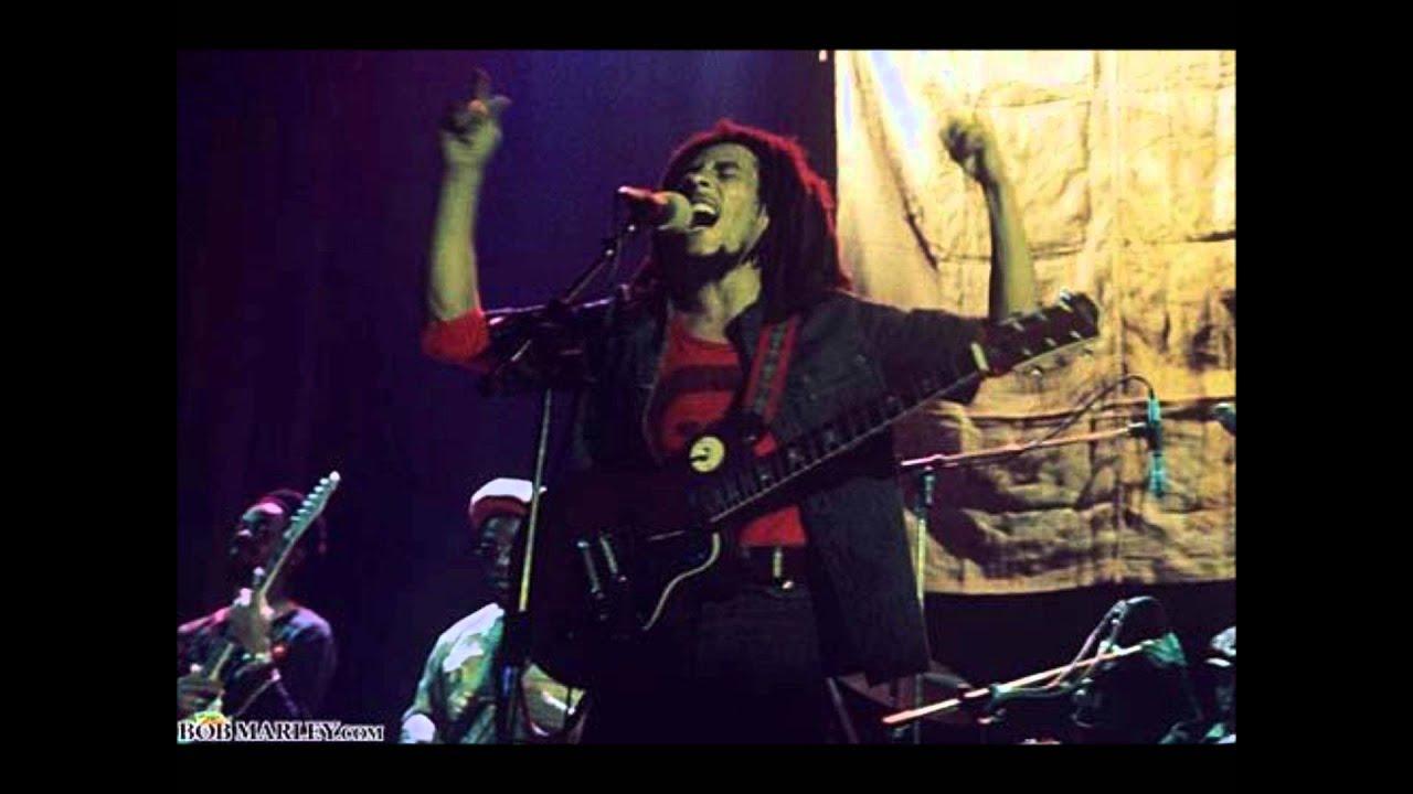 Bob Marley-The Beacon