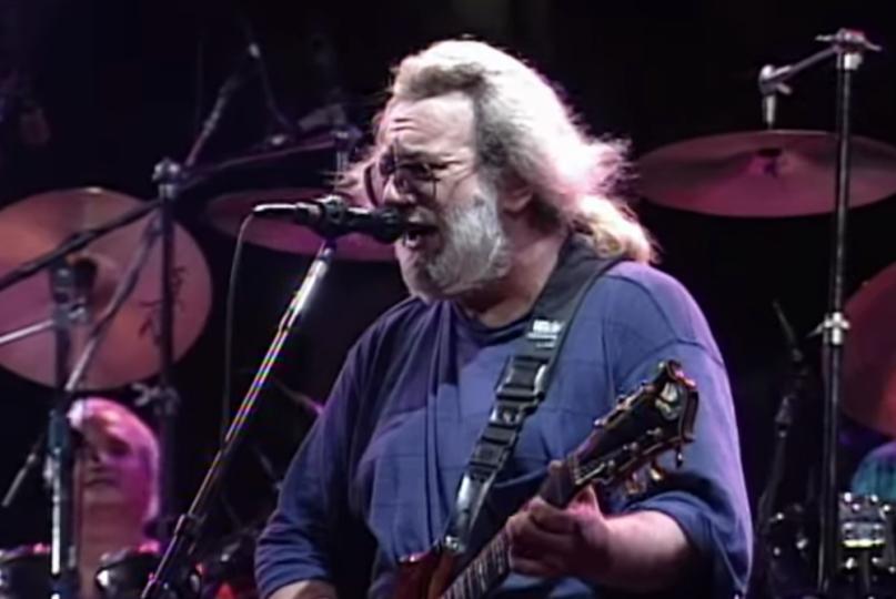 Grateful Dead-Jerry Garcia pic