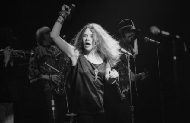 Janis Joplin & The Kozmic Blues Band
