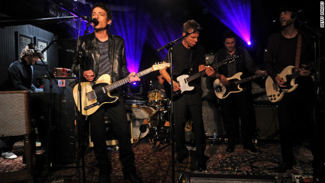 Jakob Dylan & The Wallflowers