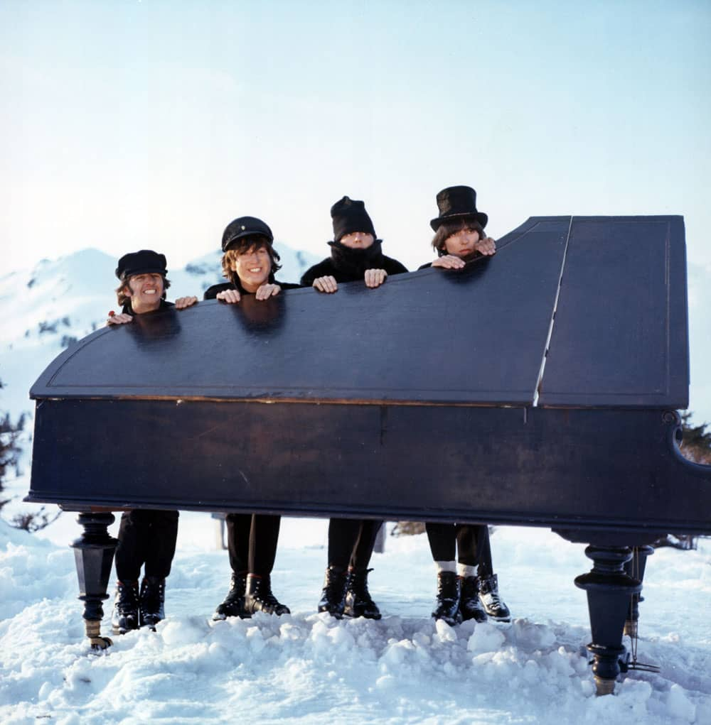 The Beatles-Ticket to Ride