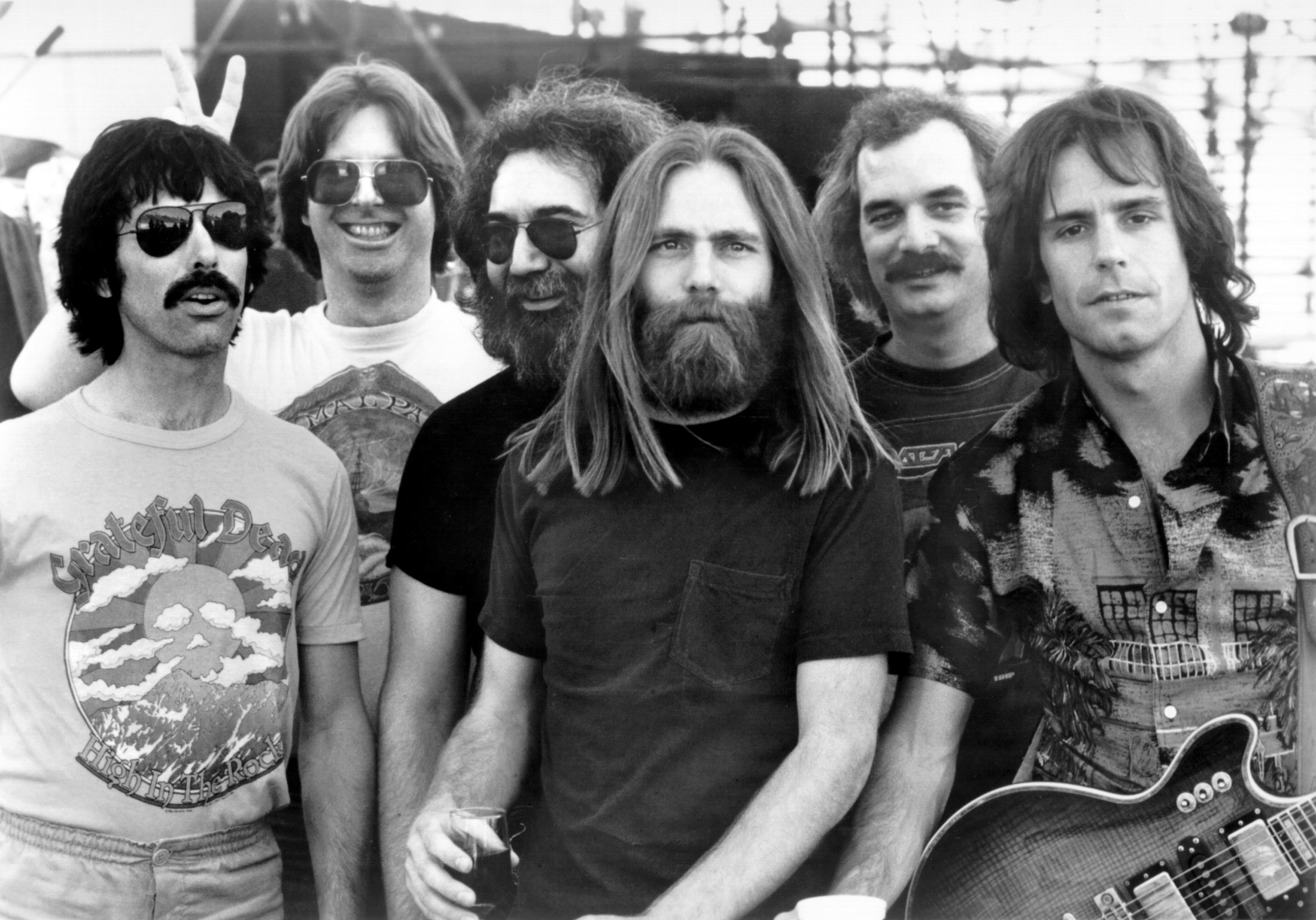 Photo of Grateful Dead