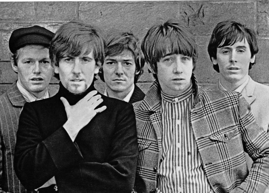 the Hollies 2