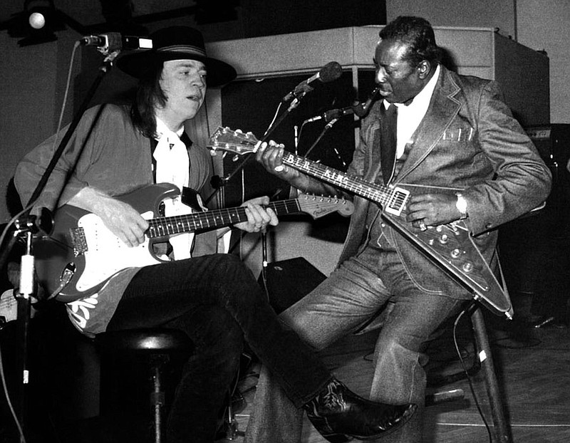 Stevie Ray Vaughan & Albert King